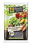 Compo universal para frutas, verduras, plantas aromáticas y de interior, Apto para...