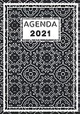 Agenda 2021 dia por Pagina A4 español: Calendario 2021   Del 1 de enero de 2021 al...