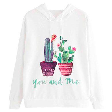 Sudadera de Cactus
