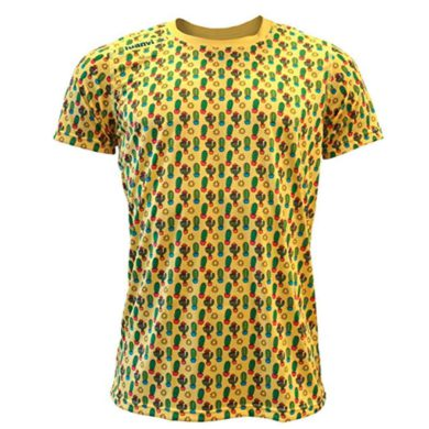 Camiseta con cactus para hombre
