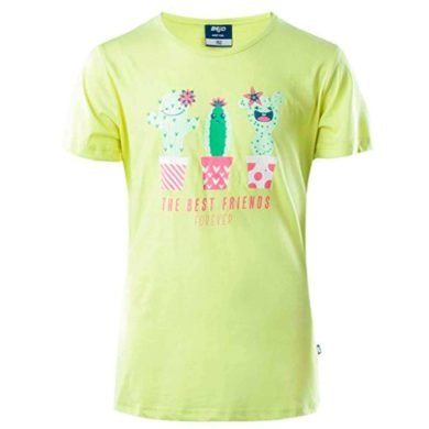 Camiseta de cactus para niño