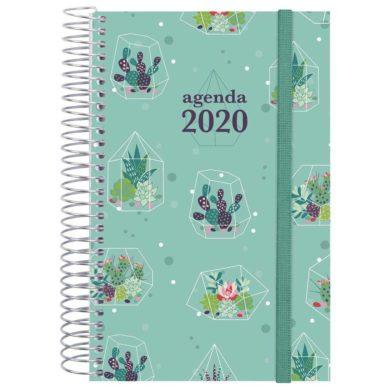 Agenda día por página