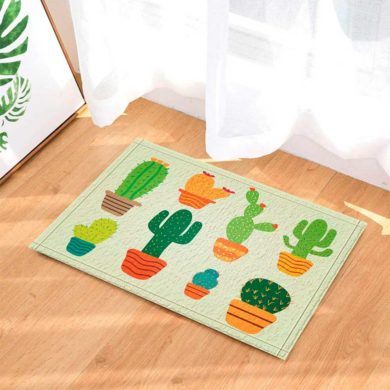 Alfombra de Cactus