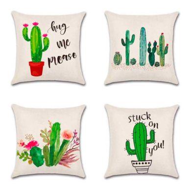 Cojines de Cactus