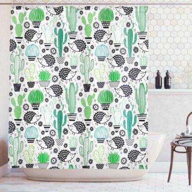 Cortinas de Cactus