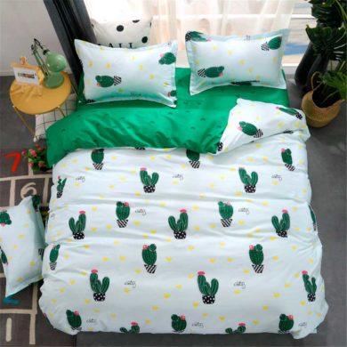 Fundas nórdicas de cactus