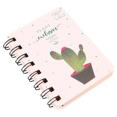 Libretas de Cactus