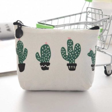 Monederos de Cactus