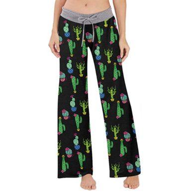 Pantalones de Cactus