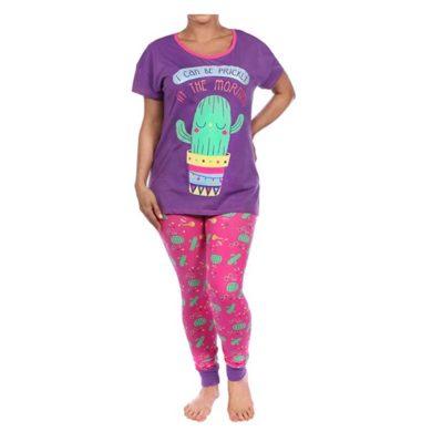 Pijama de Cactus