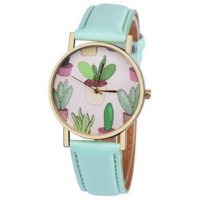 Reloj de Cactus