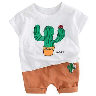 Ropa de Bebé de Cactus