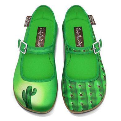 Zapatos de Cactus