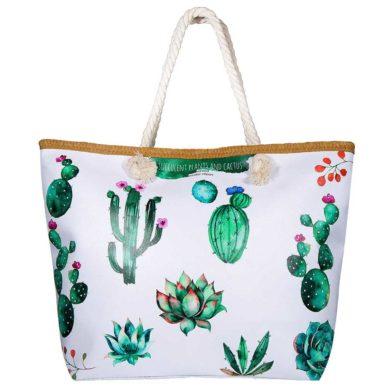 Bolso para mujer de cactus