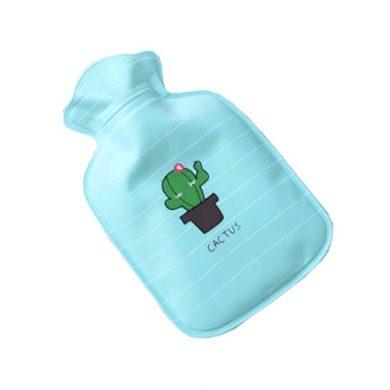 Botella de agua caliente pequeña