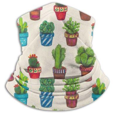 Bandana gruesa de cactus