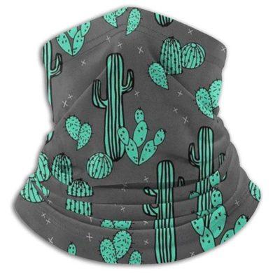 Buff para el cuello de cactus